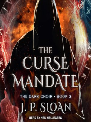 cover image of The Curse Mandate