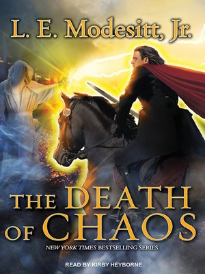 cover image of The Death of Chaos