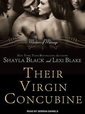 cover image of Their Virgin Concubine