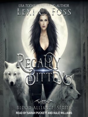 cover image of Regally Bitten
