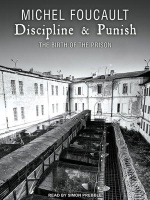 cover image of Discipline & Punish