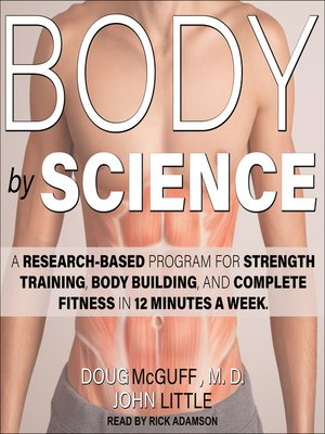 cover image of Body by Science