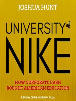 cover image of University of Nike