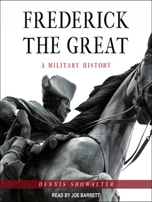 cover image of Frederick the Great