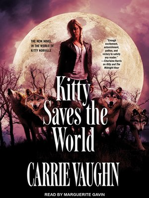 cover image of Kitty Saves the World