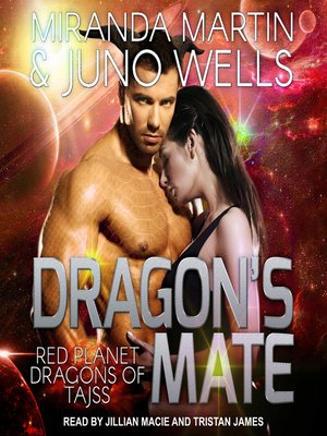 cover image of Dragon's Mate