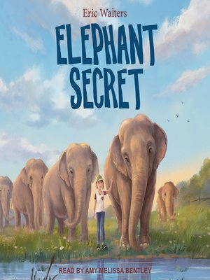 cover image of Elephant Secret