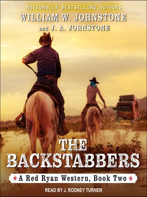 cover image of The Backstabbers