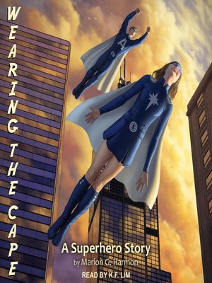cover image of Wearing the Cape Series, Book 1