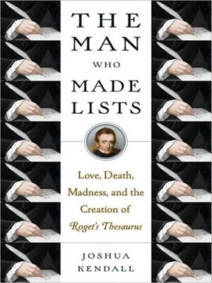 cover image of The Man Who Made Lists