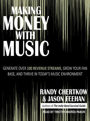 cover image of Making Money with Music