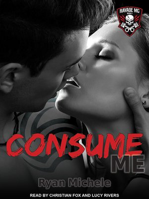 cover image of Consume Me