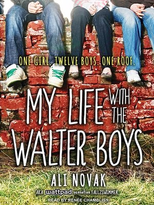 cover image of My Life With the Walter Boys