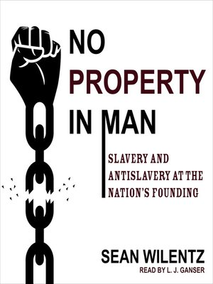 cover image of No Property in Man