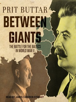 cover image of Between Giants