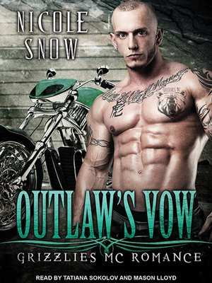 cover image of Outlaw's Vow