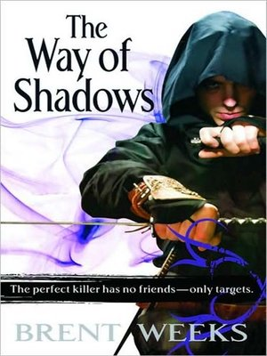 cover image of The Way of Shadows