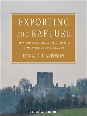 cover image of Exporting the Rapture