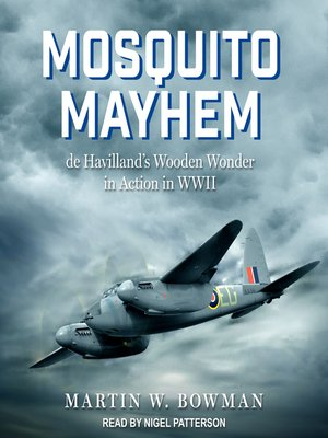 cover image of Mosquito Mayhem