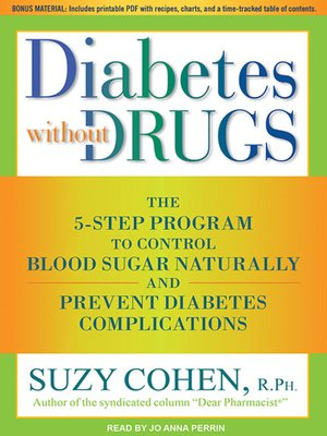 cover image of Diabetes without Drugs