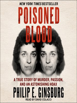 cover image of Poisoned Blood