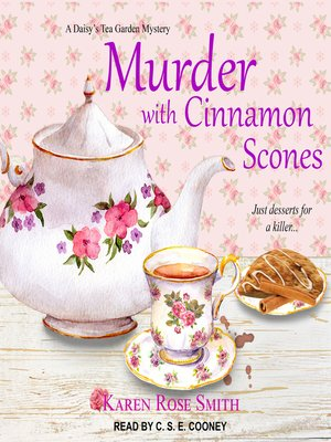 cover image of Murder with Cinnamon Scones