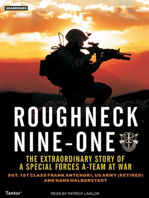 cover image of Roughneck Nine-One