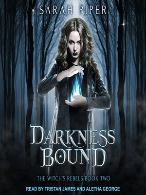 cover image of Darkness Bound