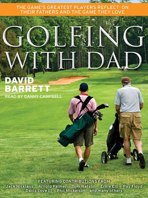 cover image of Golfing with Dad