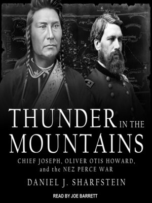 cover image of Thunder in the Mountains