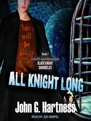 cover image of All Knight Long