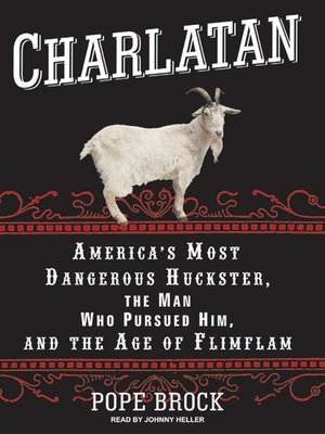 cover image of Charlatan