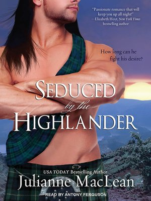 cover image of Seduced by the Highlander