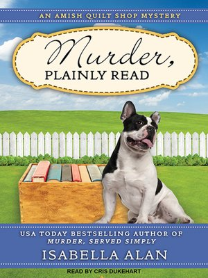 cover image of Murder, Plainly Read