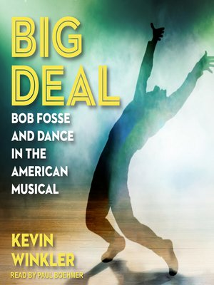 cover image of Big Deal