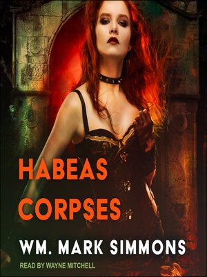 cover image of Habeas Corpses