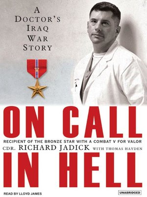 cover image of On Call in Hell