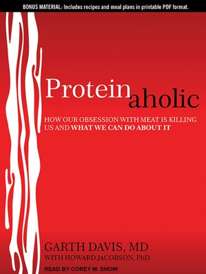 Image result for Proteinaholic by Dr. Garth Davis