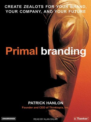 cover image of Primal Branding