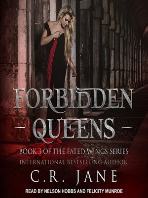 cover image of Forbidden Queens