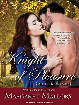 cover image of Knight of Pleasure