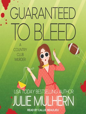 cover image of Guaranteed to Bleed