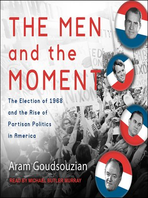 cover image of The Men and the Moment