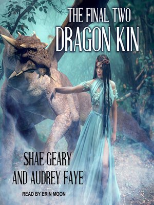 cover image of Dragon Kin--The Final Two
