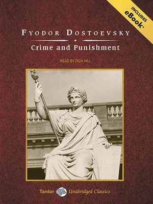 Fyodor dostoevsky overdrive rakuten overdrive ebooks cover image of crime and punishment fandeluxe Ebook collections