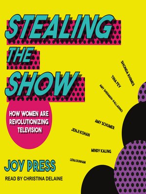 cover image of Stealing the Show