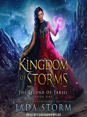 cover image of Kingdom of Storms