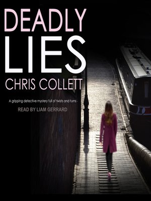 cover image of Deadly Lies