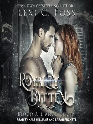 cover image of Royally Bitten