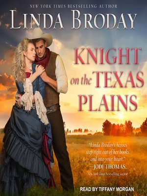 cover image of Knight on the Texas Plains